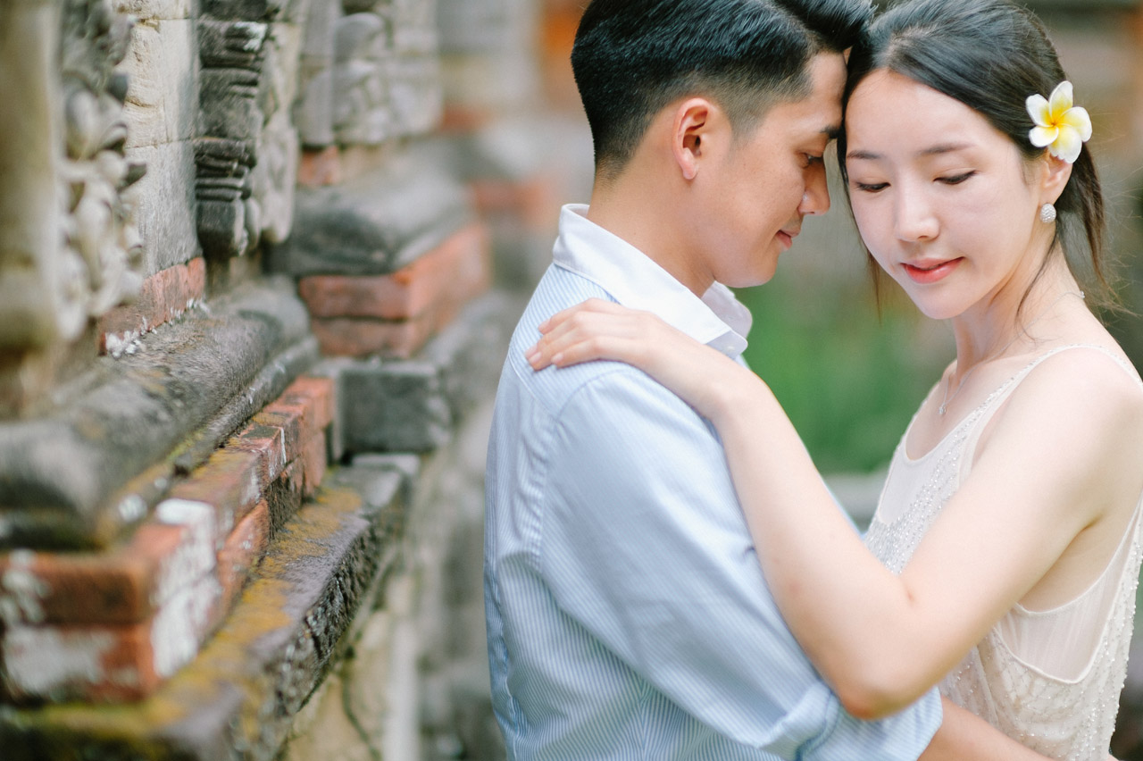 Semin & Ju Won: Romantic Bali Pre Wedding Photography Session 38