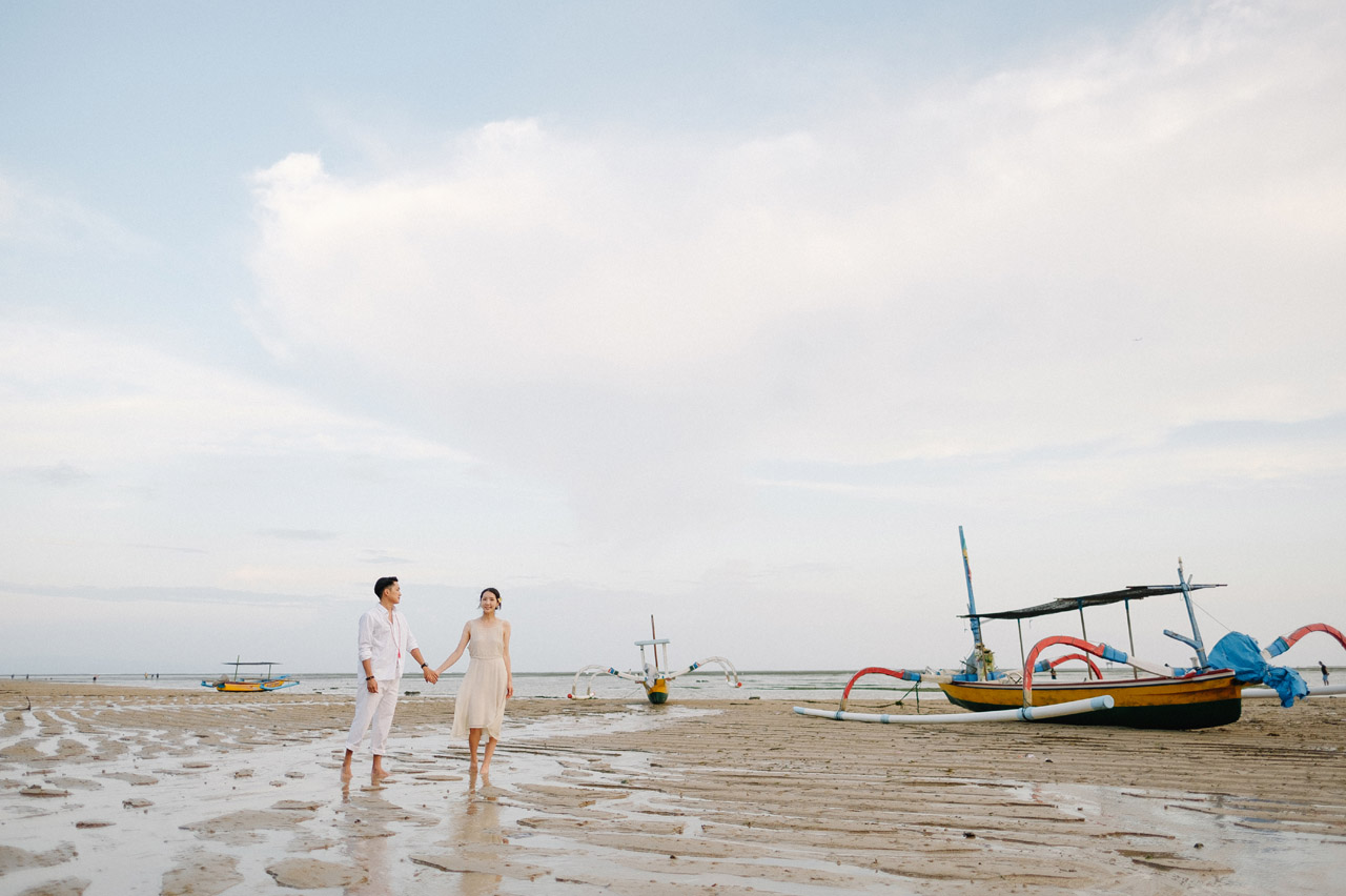 Semin & Ju Won: Romantic Bali Pre Wedding Photography Session 42