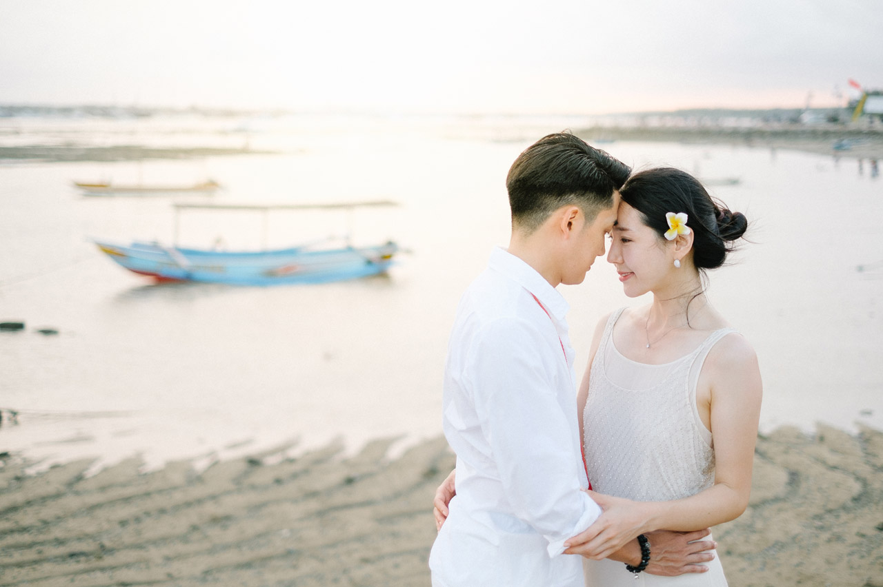 Semin & Ju Won: Romantic Bali Pre Wedding Photography Session 48