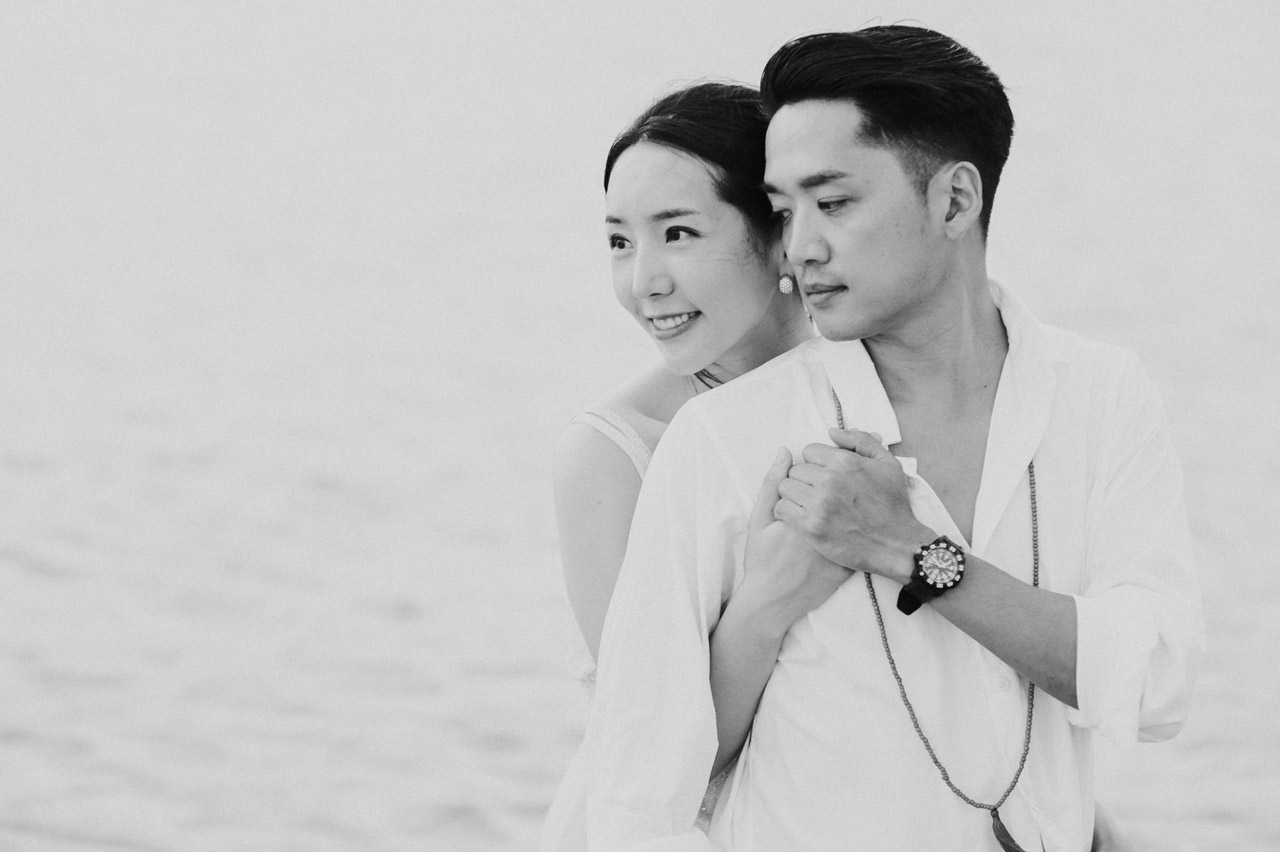 Semin & Ju Won: Romantic Bali Pre Wedding Photography Session 62