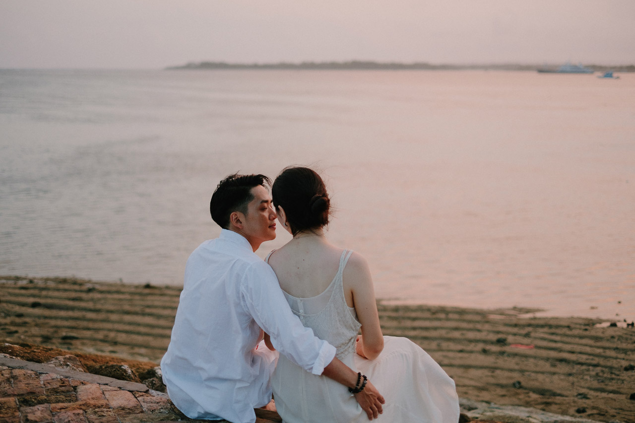 Semin & Ju Won: Romantic Bali Pre Wedding Photography Session 66