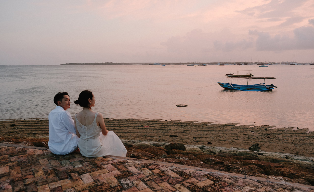 Semin & Ju Won: Romantic Bali Pre Wedding Photography Session 67