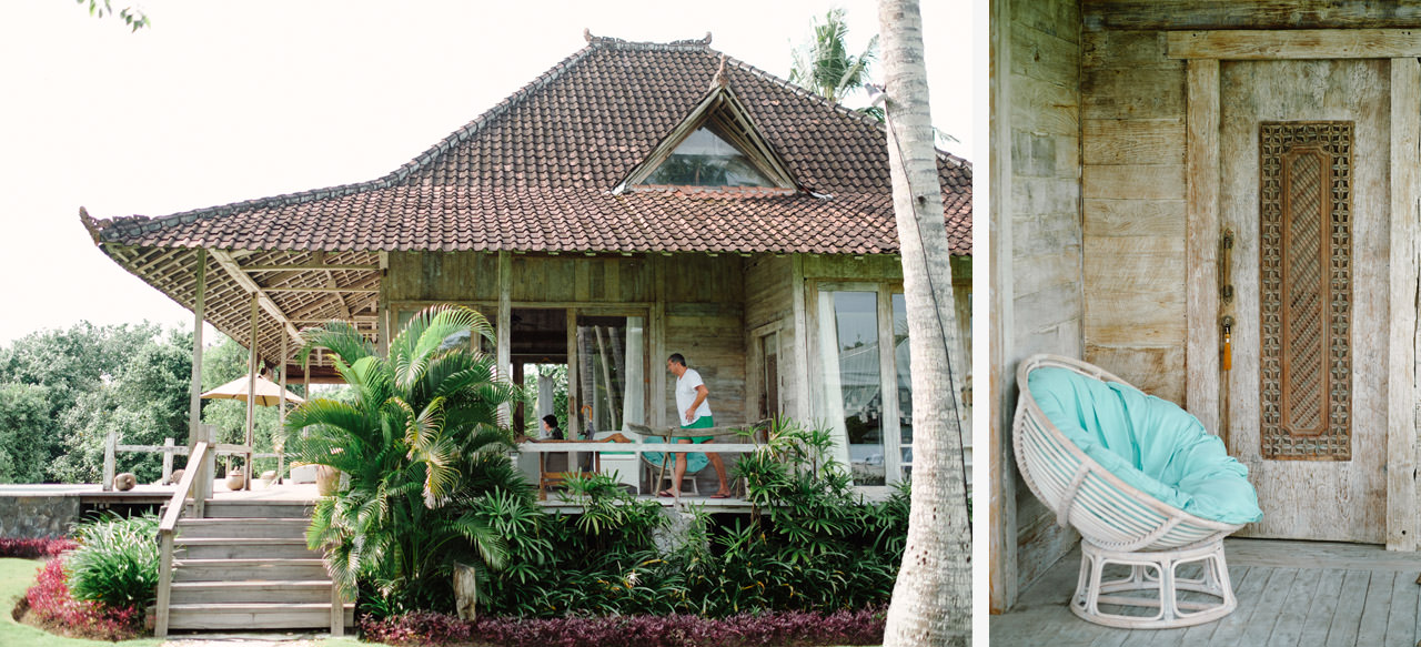 S&K: Bali Barefoot Wedding at Sungai Tinggi Beach Villa 13