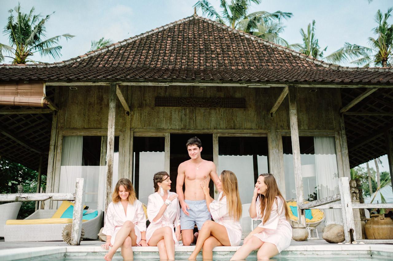 S&K: Bali Barefoot Wedding at Sungai Tinggi Beach Villa 18