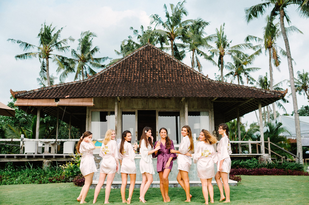S&K: Bali Barefoot Wedding at Sungai Tinggi Beach Villa 20