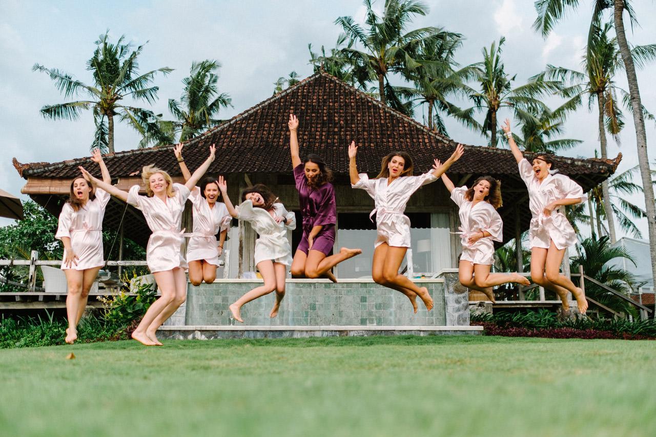 S&K: Bali Barefoot Wedding at Sungai Tinggi Beach Villa 21