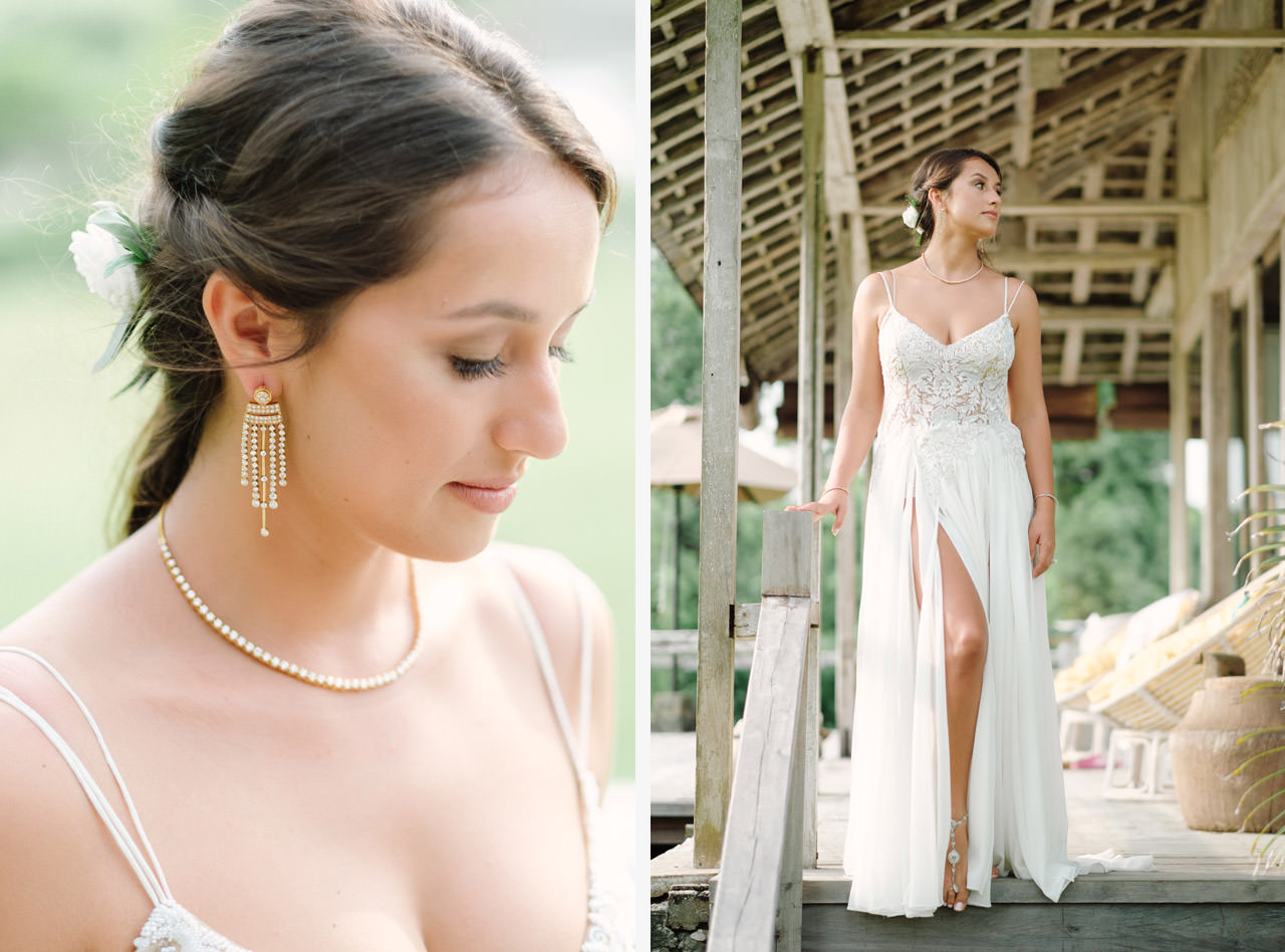 S&K: Bali Barefoot Wedding at Sungai Tinggi Beach Villa 26