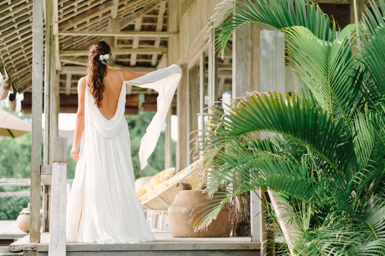 S&K: Bali Barefoot Wedding at Sungai Tinggi Beach Villa 30