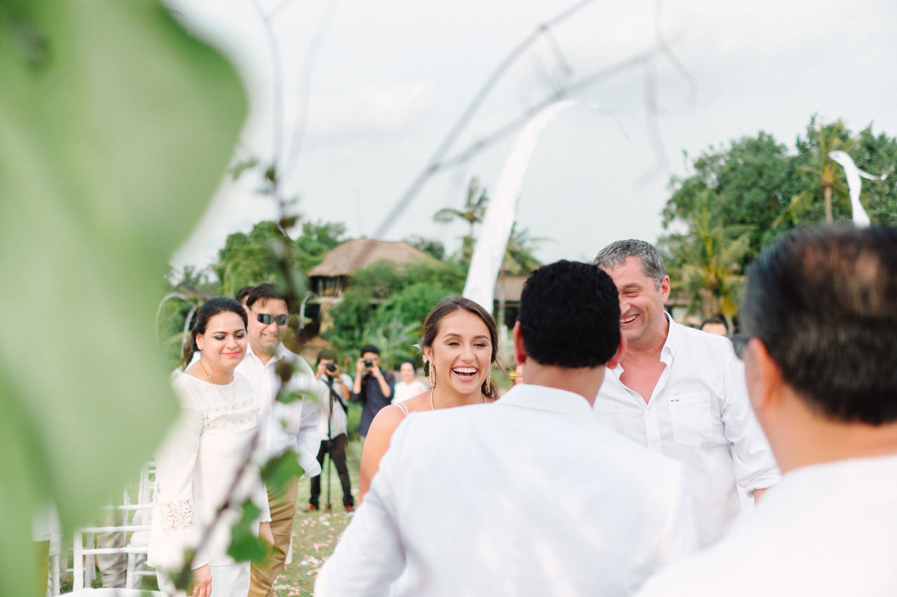 S&K: Bali Barefoot Wedding at Sungai Tinggi Beach Villa 37