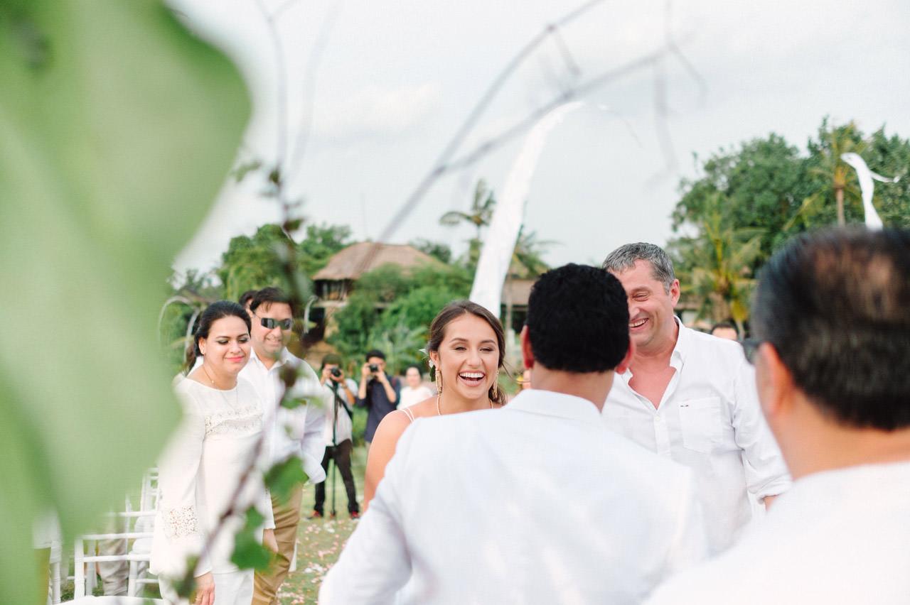 S&K: Bali Barefoot Wedding at Sungai Tinggi Beach Villa 37