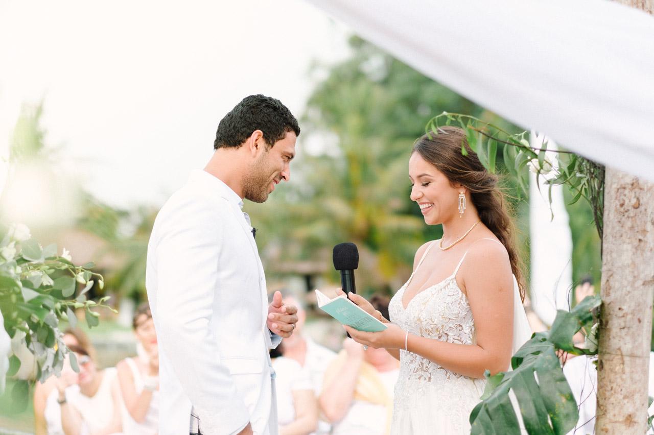 S&K: Bali Barefoot Wedding at Sungai Tinggi Beach Villa 43