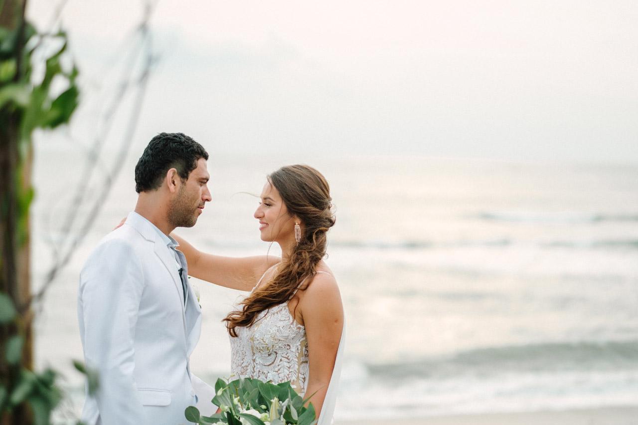 S&K: Bali Barefoot Wedding at Sungai Tinggi Beach Villa 58