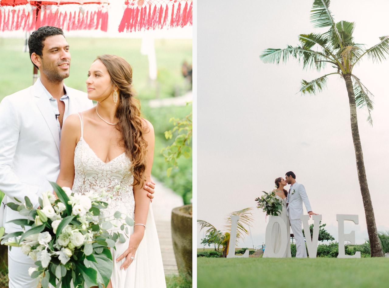 S&K: Bali Barefoot Wedding at Sungai Tinggi Beach Villa 60
