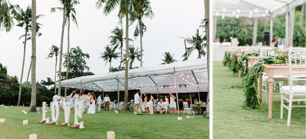 S&K: Bali Barefoot Wedding at Sungai Tinggi Beach Villa 65