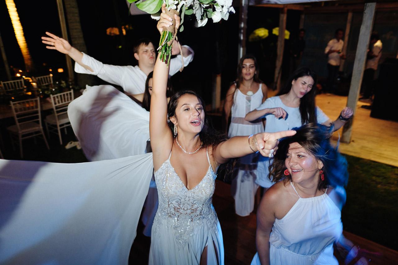 S&K: Bali Barefoot Wedding at Sungai Tinggi Beach Villa 77