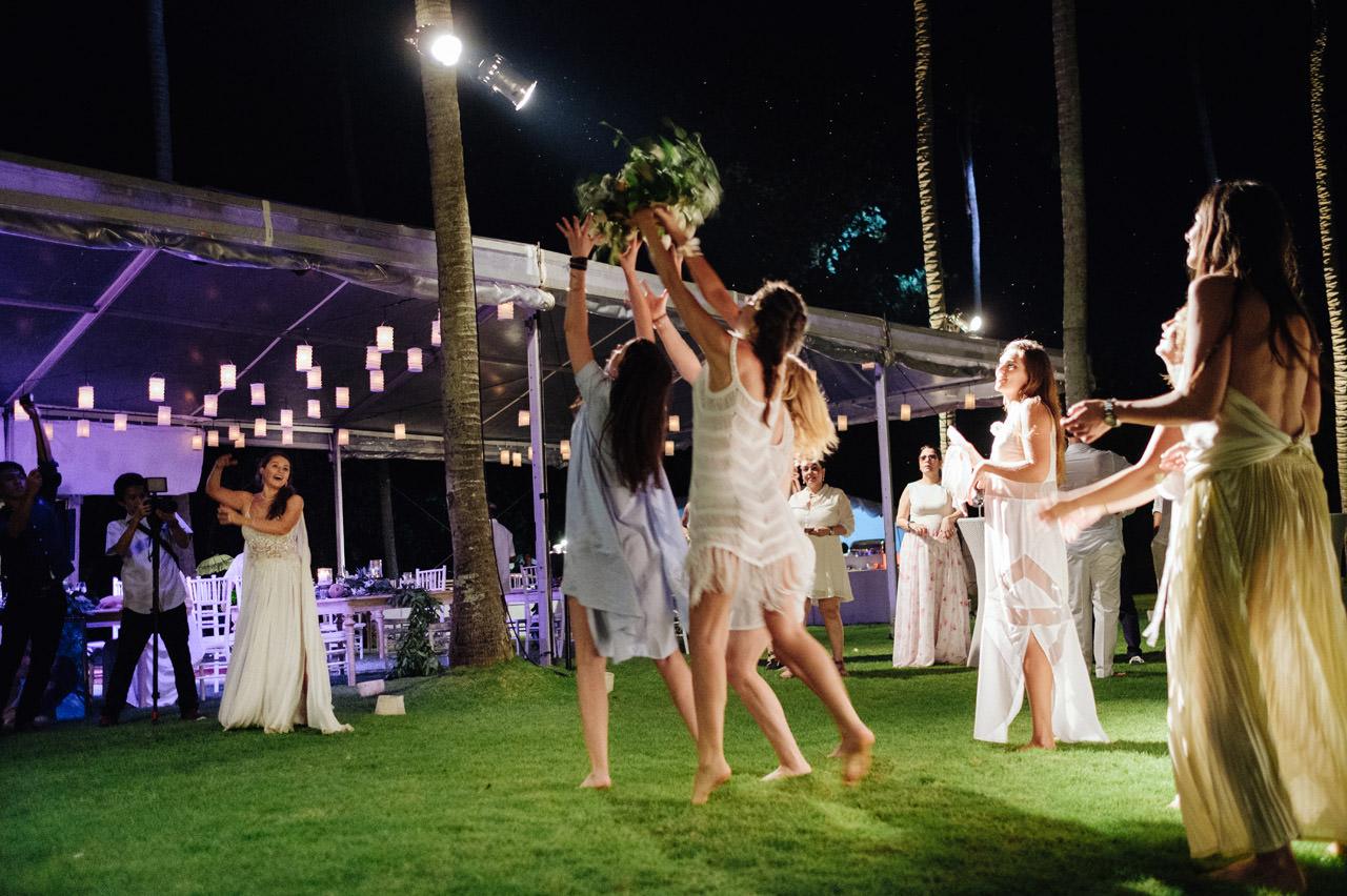 S&K: Bali Barefoot Wedding at Sungai Tinggi Beach Villa 78