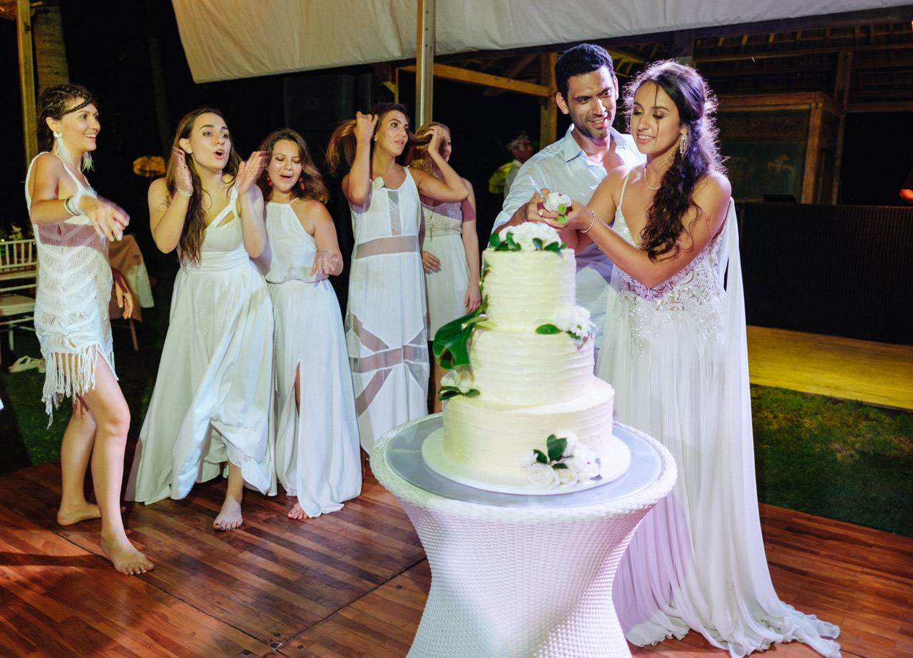 S&K: Bali Barefoot Wedding at Sungai Tinggi Beach Villa 79