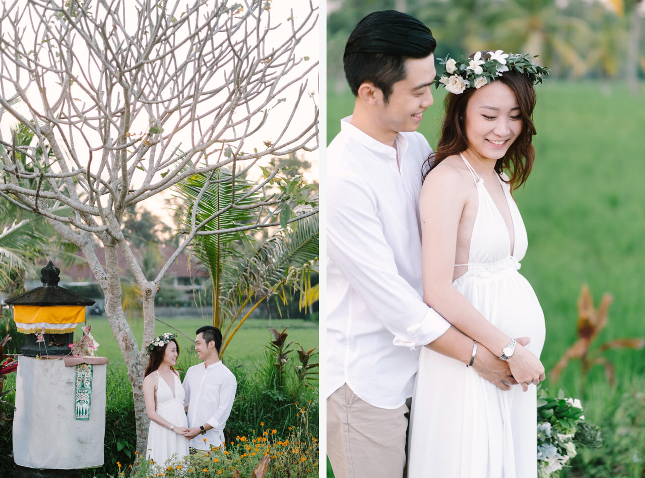 Sara & Lee: Tropical Ubud Babymoon Photography 3