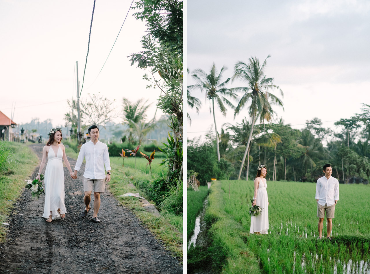 Sara & Lee: Tropical Ubud Babymoon Photography 4
