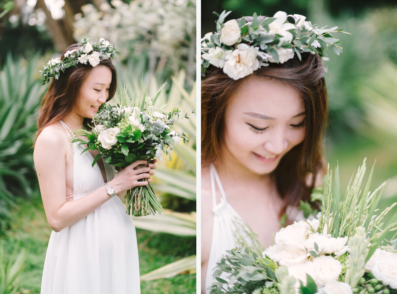 Sara & Lee: Tropical Ubud Babymoon Photography 10