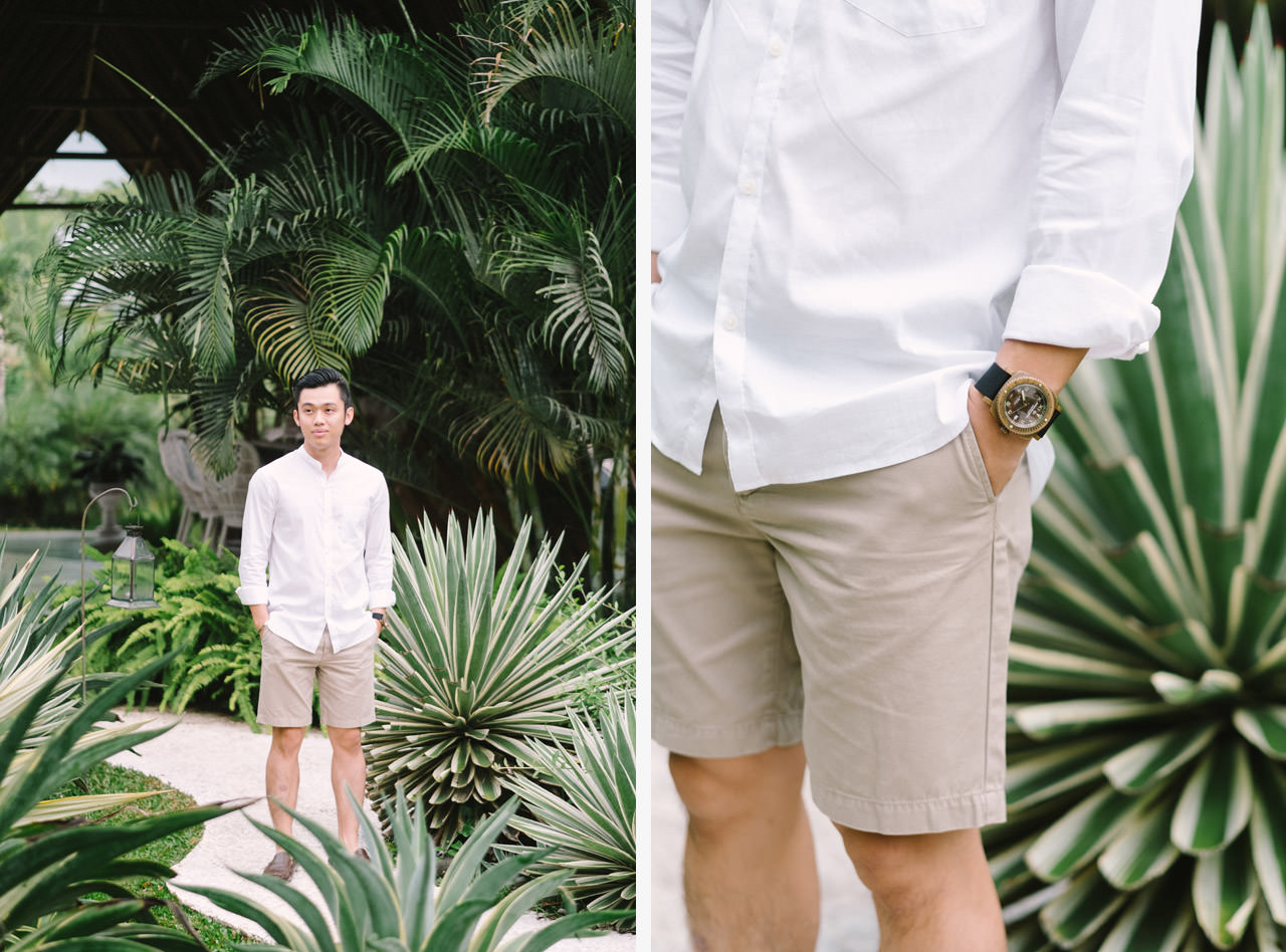 Sara & Lee: Tropical Ubud Babymoon Photography 11