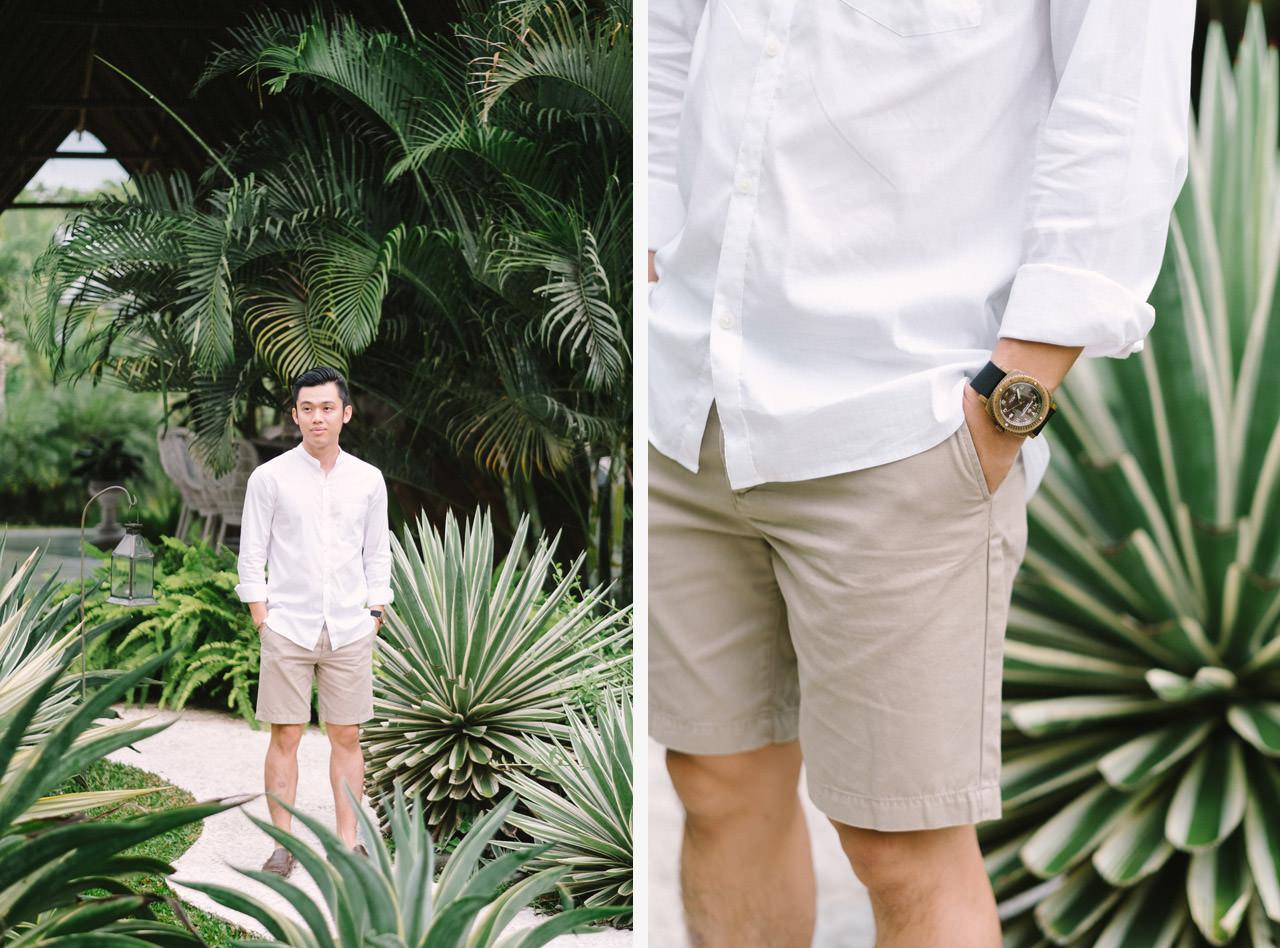 Tropical Ubud Babymoon Photography 11