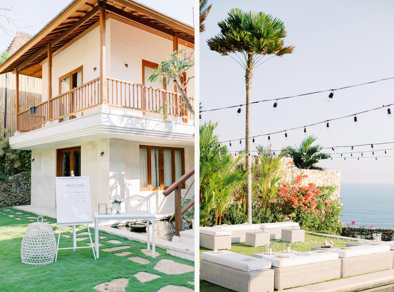Sol y Mar - Bali Cliff-top Wedding 3