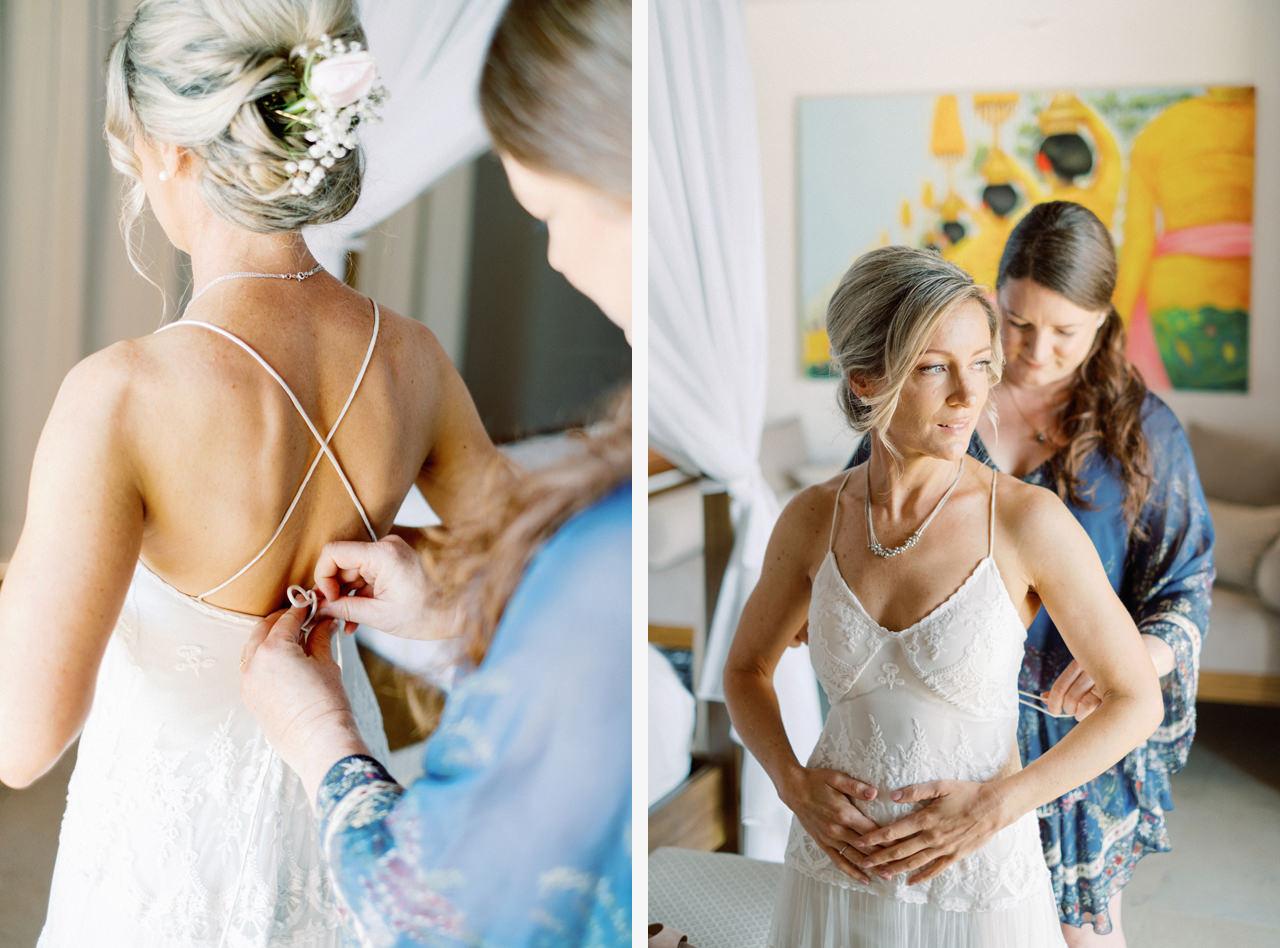 Sol y Mar - Bali Cliff-top Wedding 10