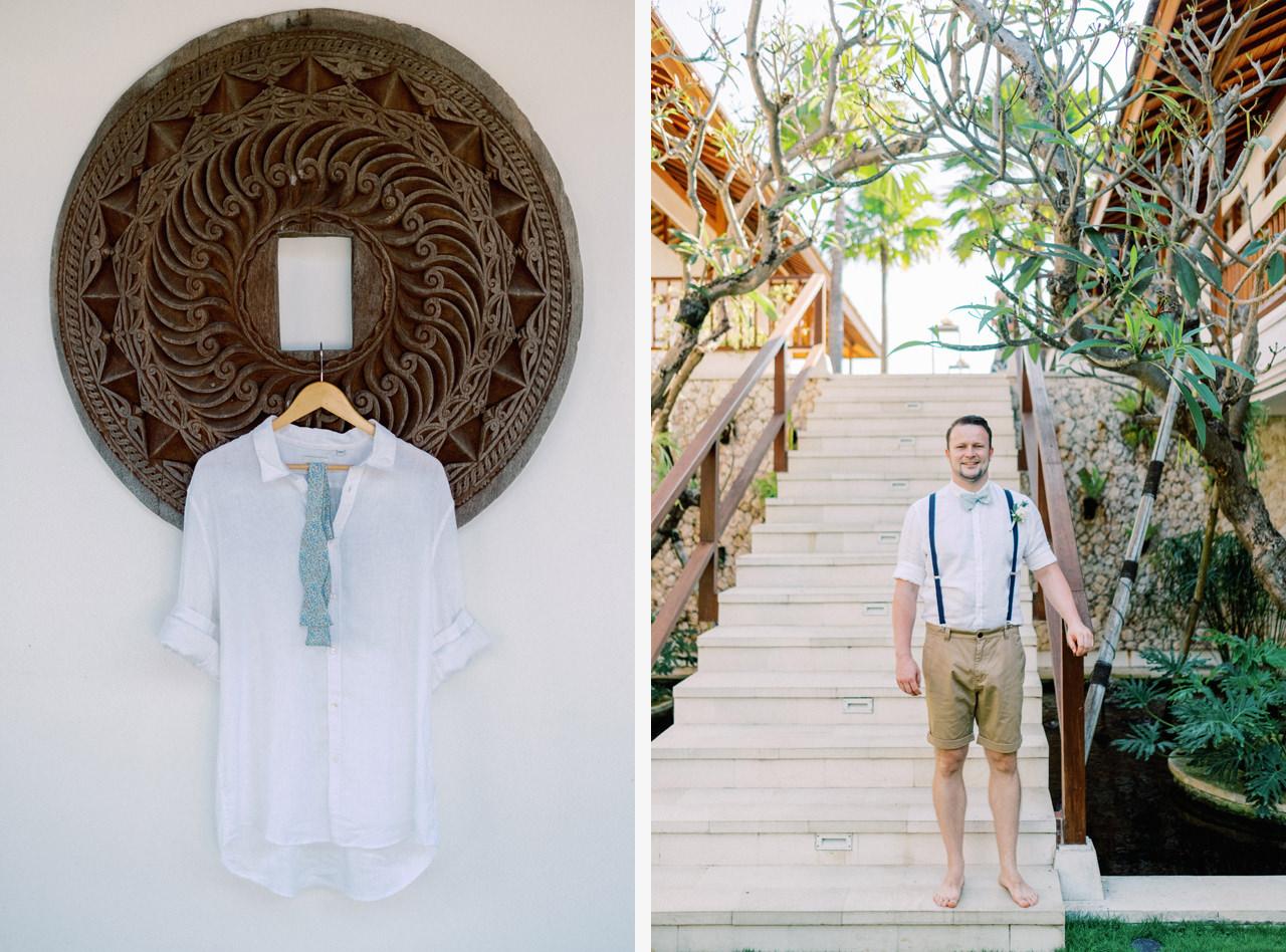Sol y Mar - Bali Cliff-top Wedding 15