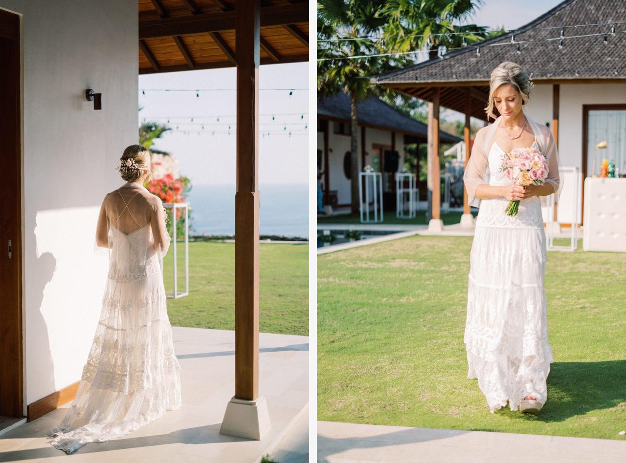 Sol y Mar - Bali Cliff-top Wedding 19