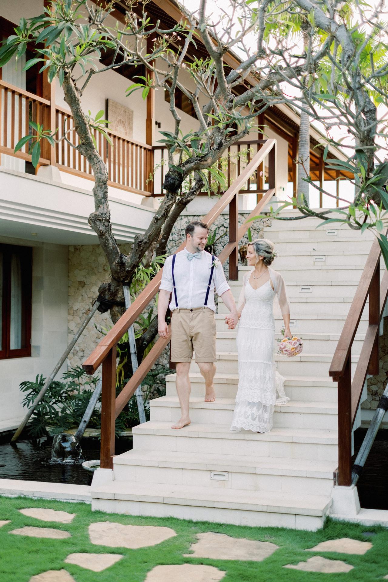 Sol y Mar - Bali Cliff-top Wedding 38