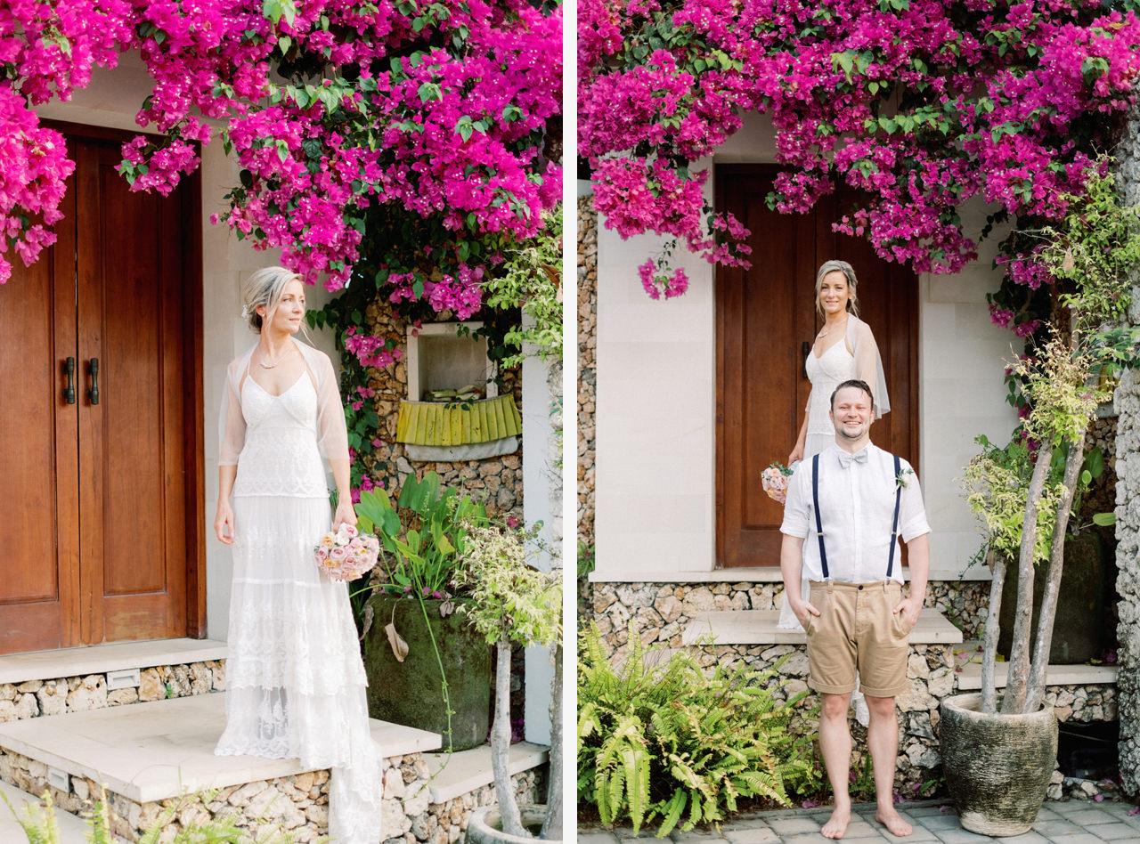 Sol y Mar - Bali Cliff-top Wedding 40