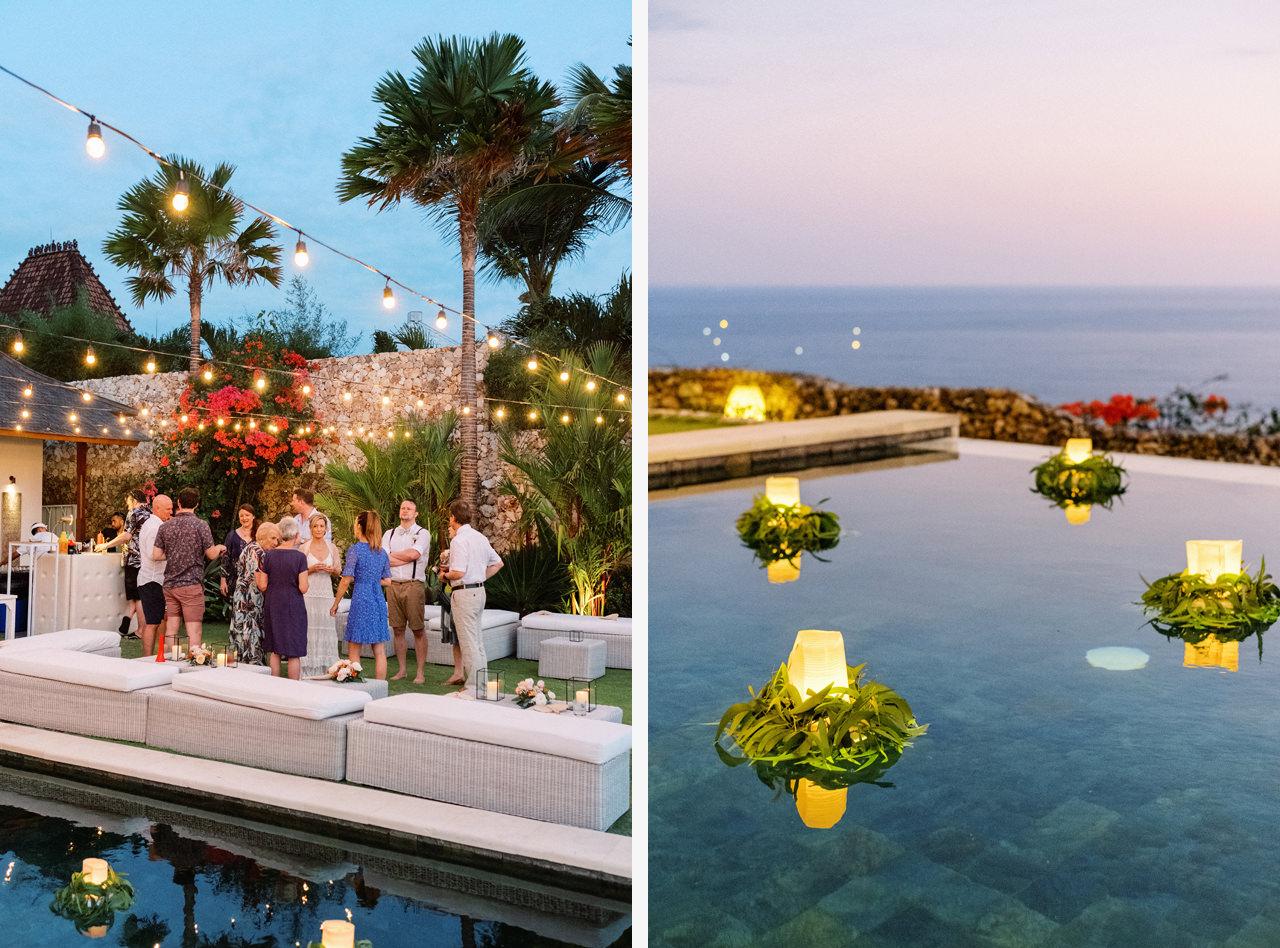Sol y Mar - Bali Cliff-top Wedding 49
