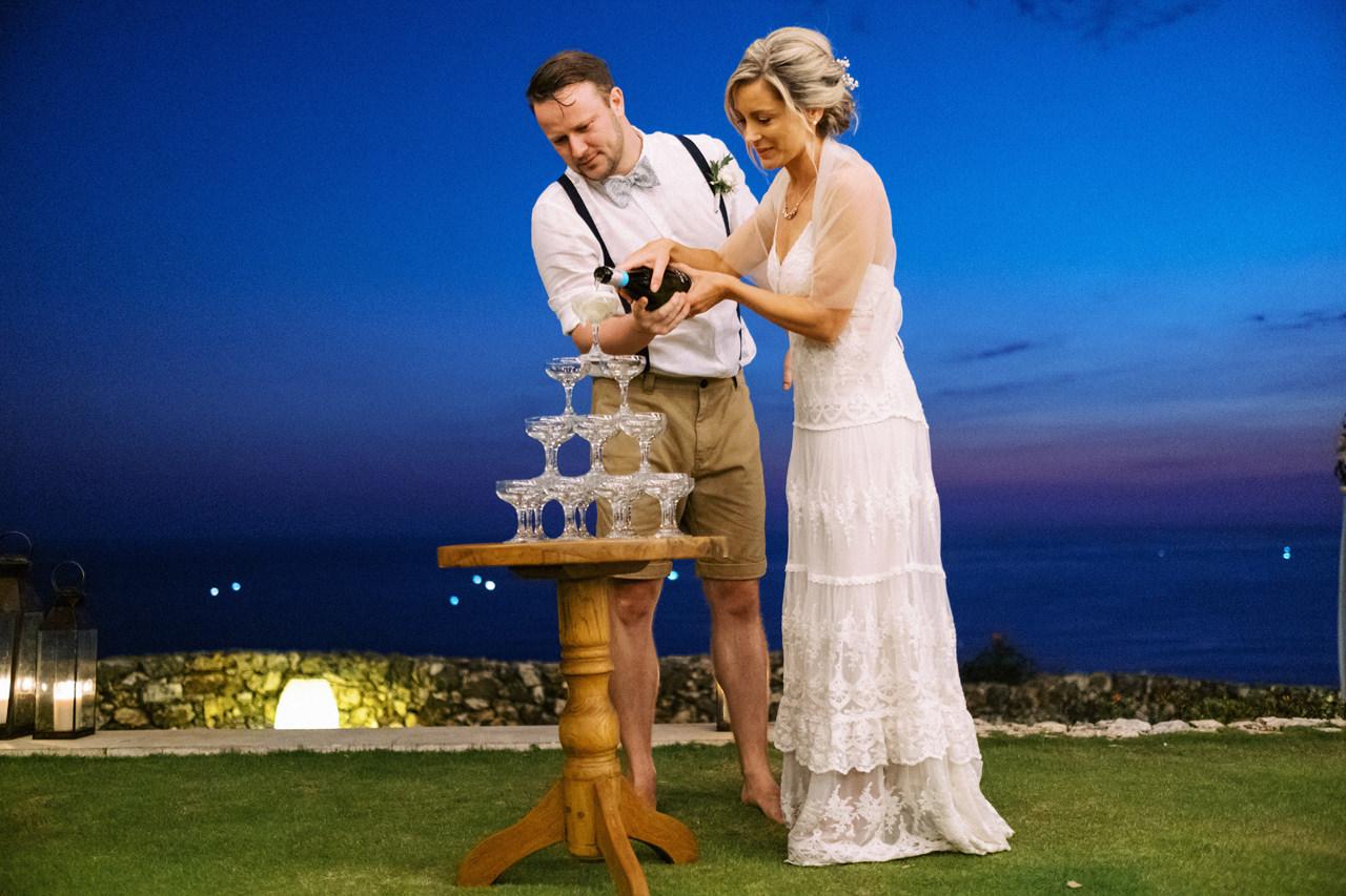 Sol y Mar - Bali Cliff-top Wedding 51