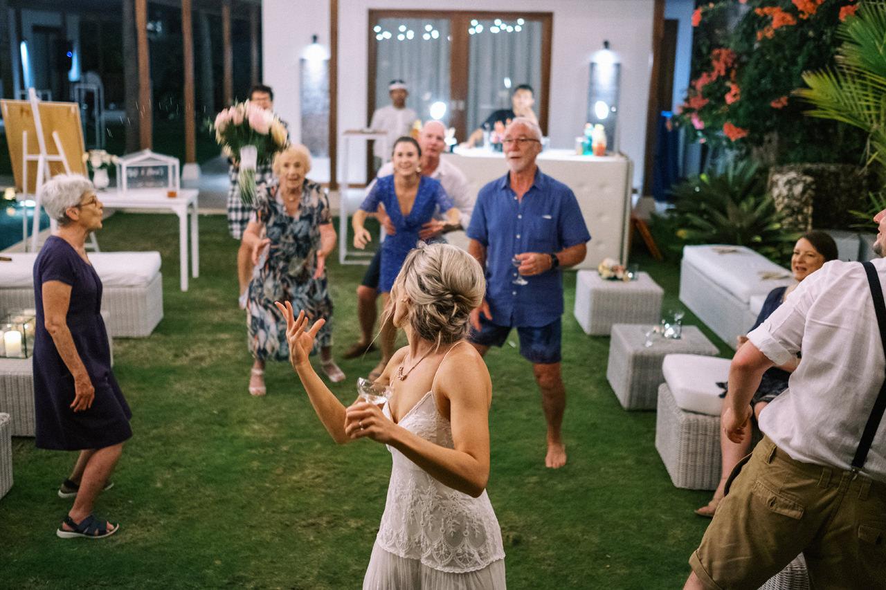 Sol y Mar - Bali Cliff-top Wedding 57