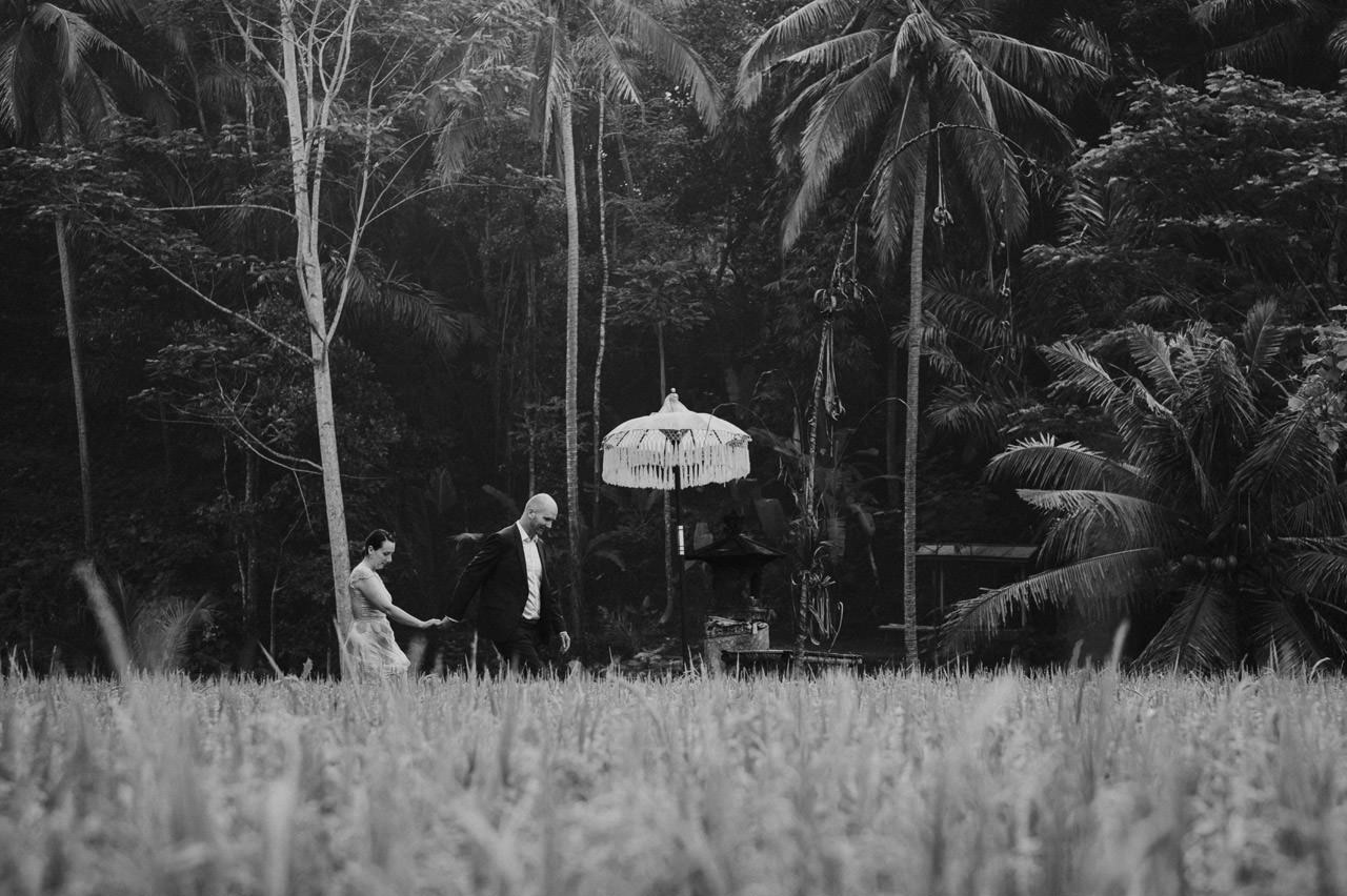 S&L: Romantic Honeymoon in Ubud Bali 3