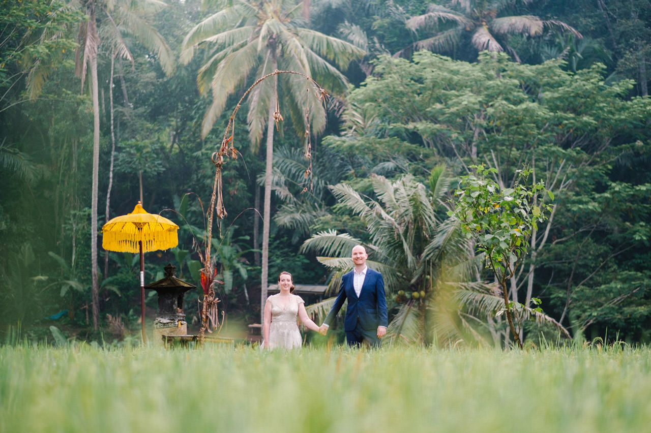 S&L: Romantic Honeymoon in Ubud Bali 4