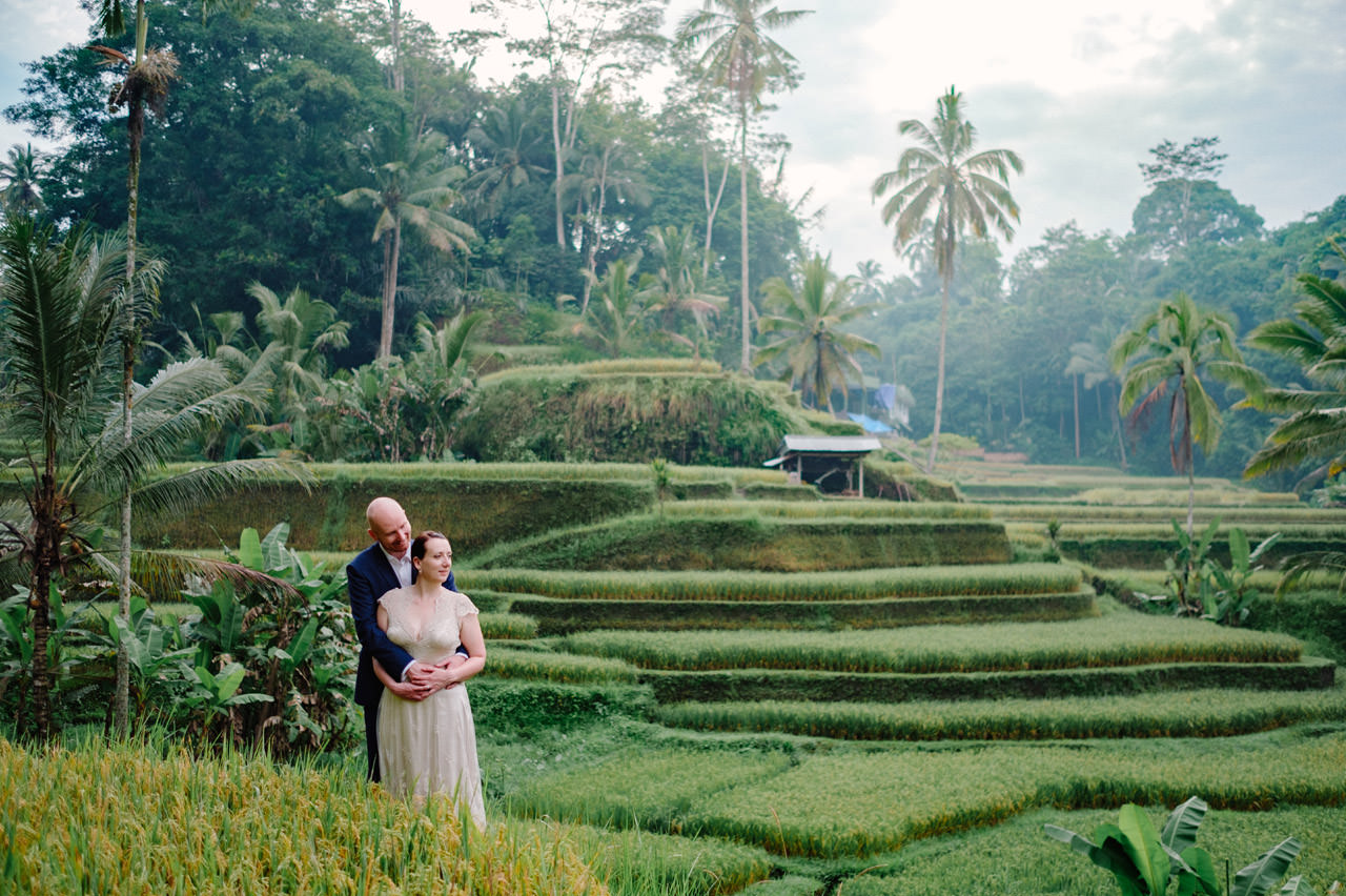 S&L: Romantic Honeymoon in Ubud Bali 5