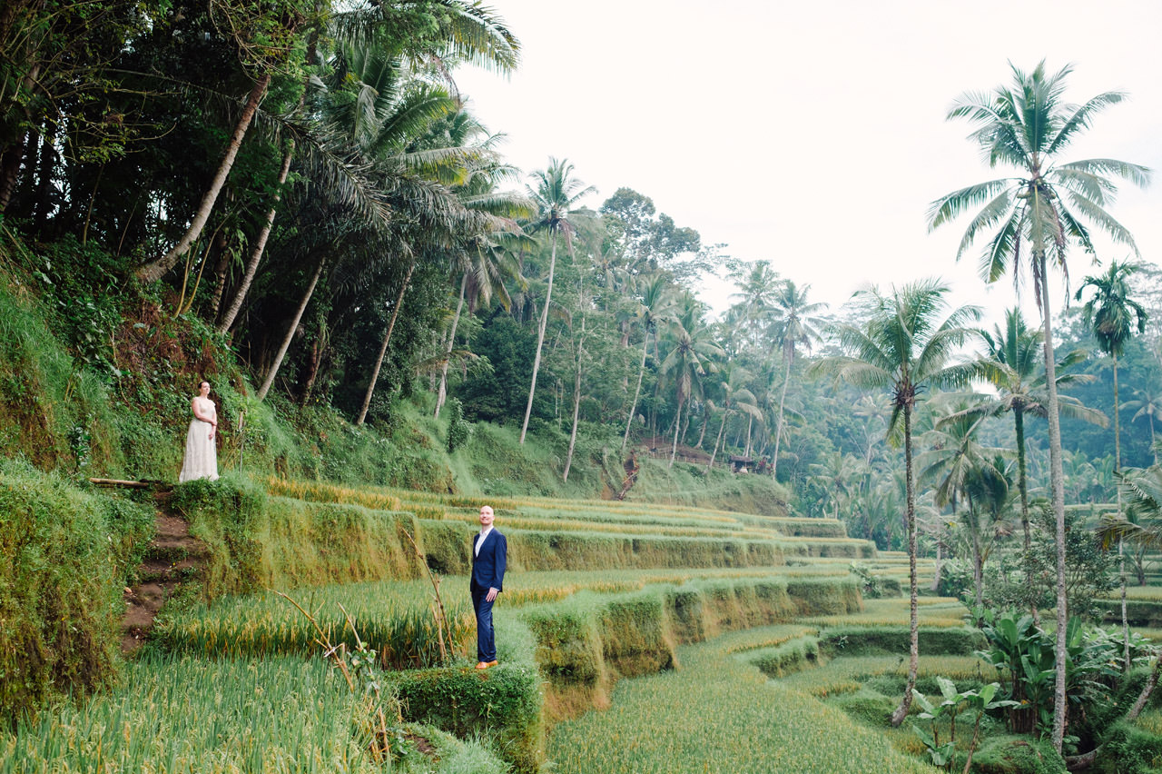 S&L: Romantic Honeymoon in Ubud Bali 9