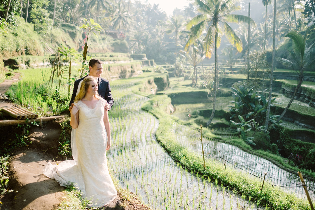 S&M: Ubud Bali Honeymoon Destination 7