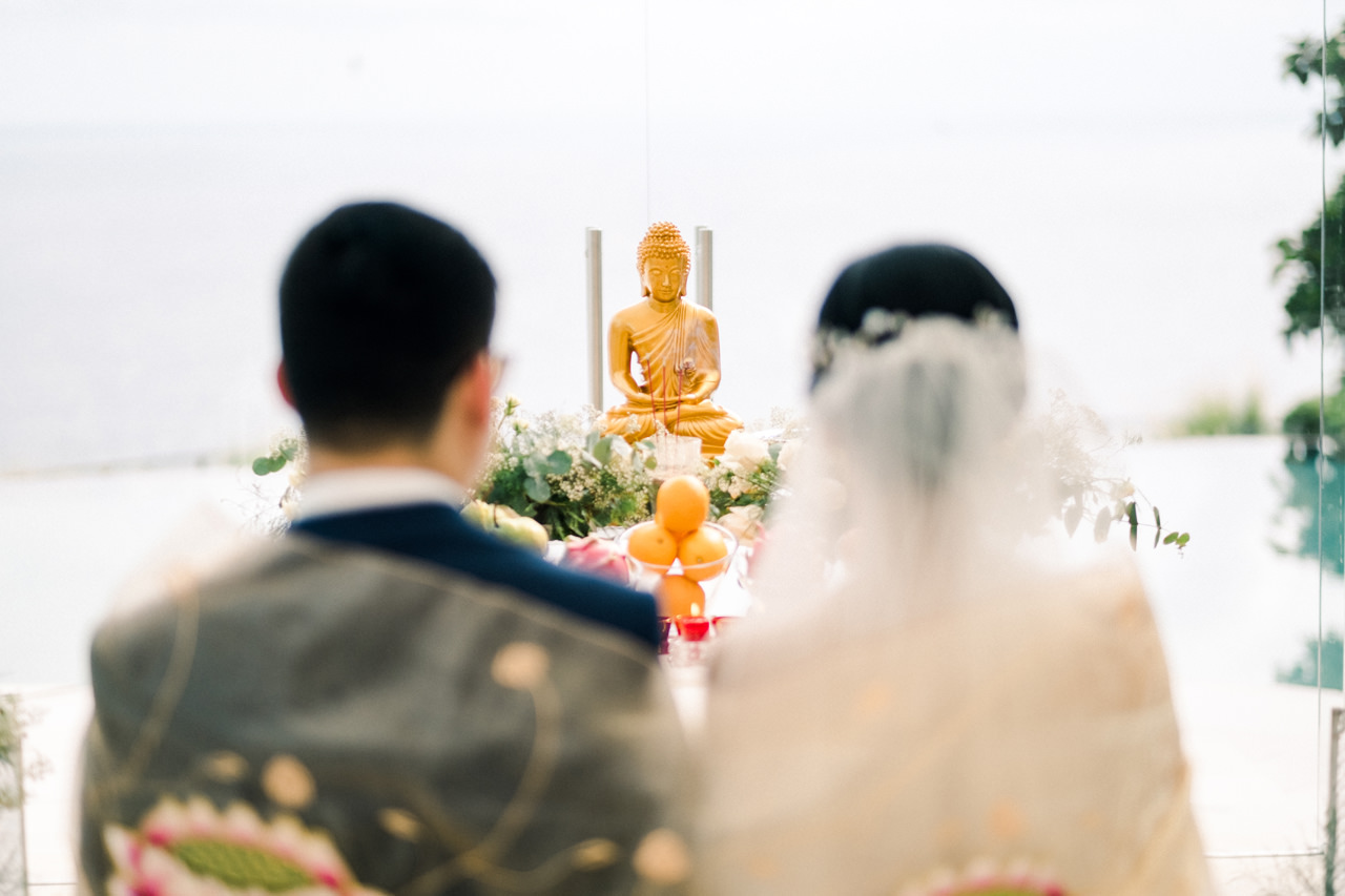 S&M: Buddhist Wedding Ceremony in Bali 24