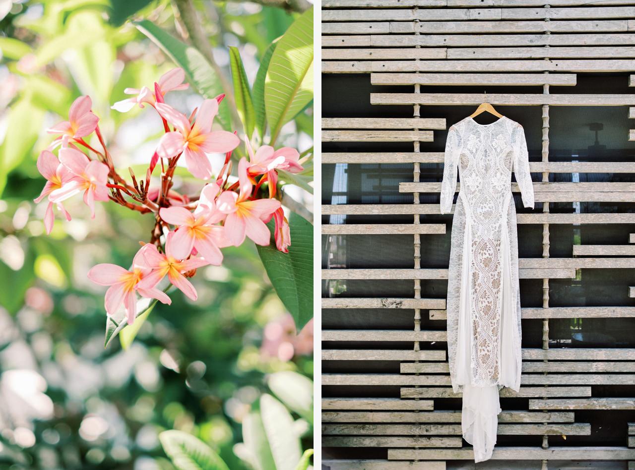 K&T: The Palm House Canggu Wedding 1