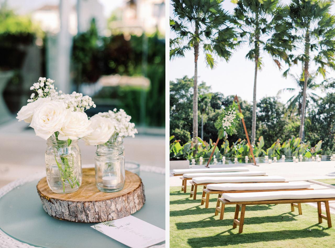 K&T: The Palm House Canggu Wedding 16