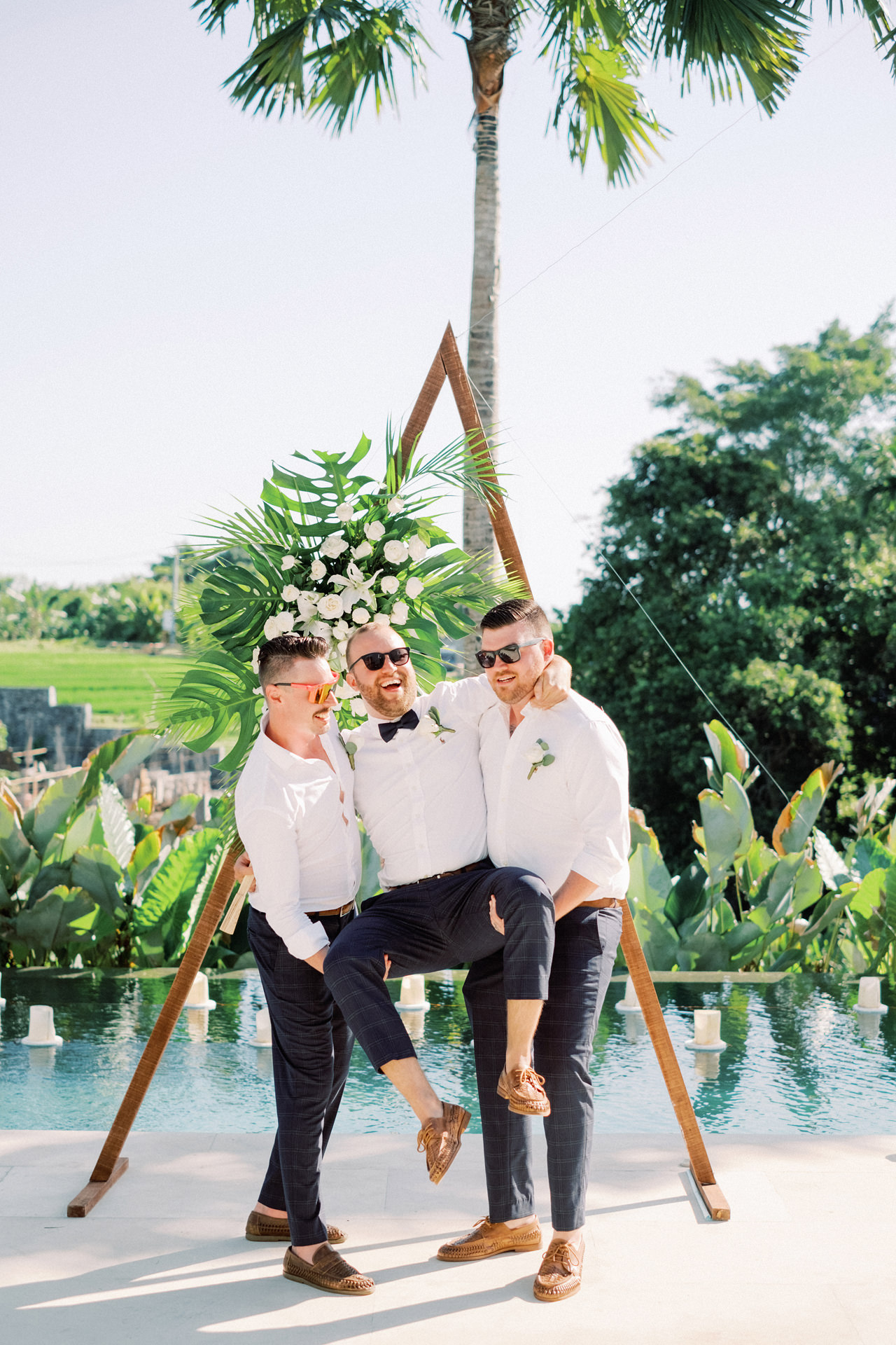 The Palm House Canggu Wedding 17