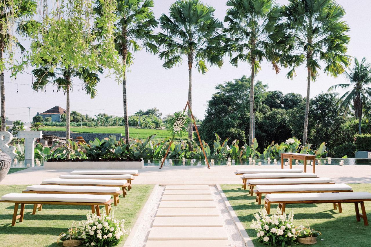 K&T: The Palm House Canggu Wedding 18