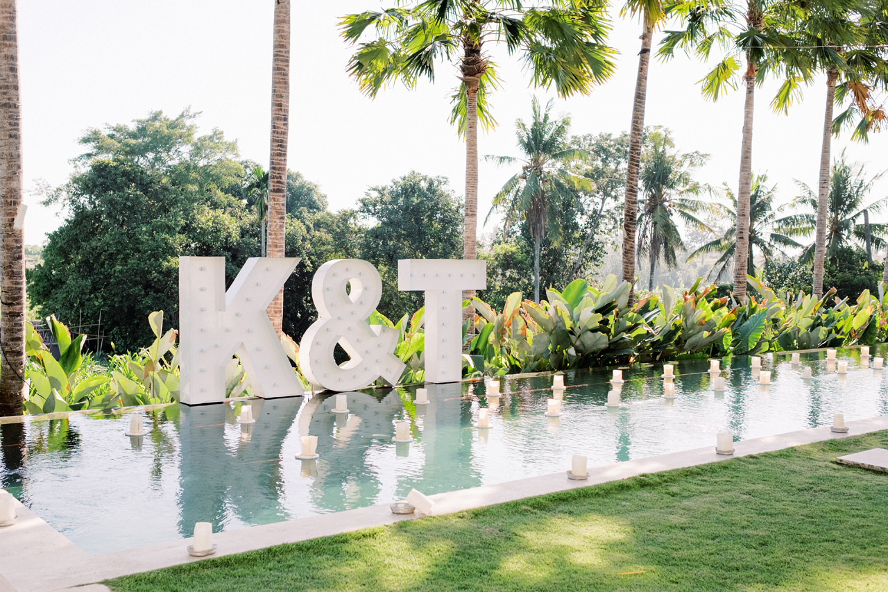 K&T: The Palm House Canggu Wedding 19