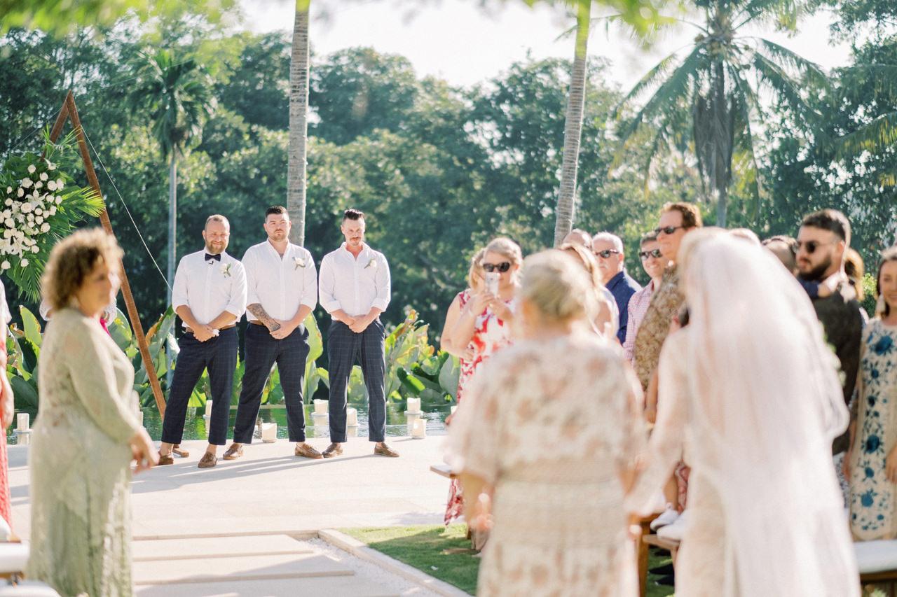 K&T: The Palm House Canggu Wedding 23
