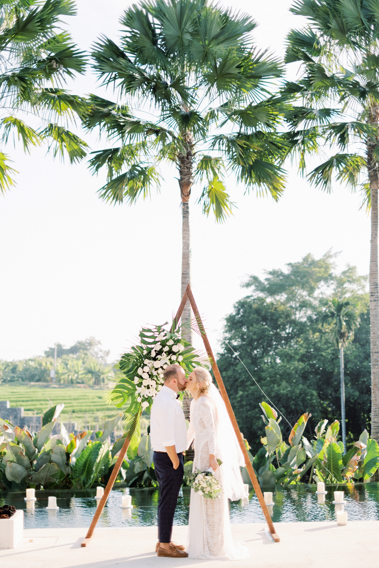 The Palm House Canggu Wedding 33