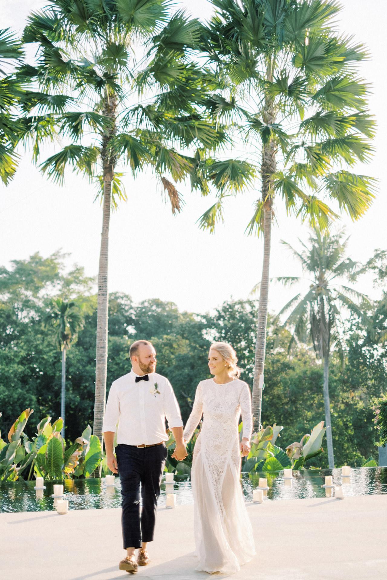 The Palm House Canggu Wedding 35
