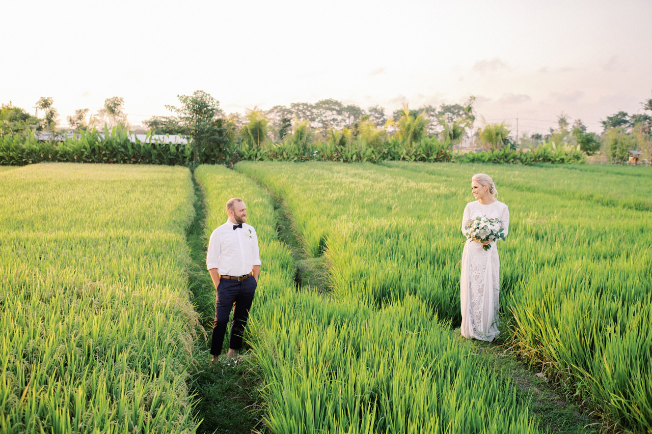 Canggu Bali Wedding
